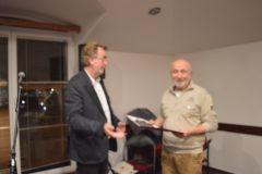 Barak László átveszi a Forbáth-díjat